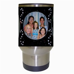 Diamond Sparkle Travel Mug By Kim Blair Center
