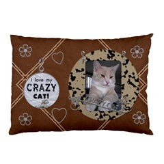 Cats 2 Sided Pillow Case By Lil    Pillow Case (two Sides)   Kooybgk9lpo5   Www Artscow Com Back