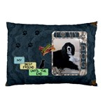 I Love My Dog 2-Sided Pillow case - Pillow Case (Two Sides)