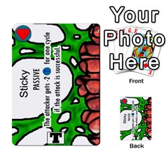 Wartemia1 By Pierre   Multi Purpose Cards (rectangle)   P8828q7h5wbq   Www Artscow Com Front 35