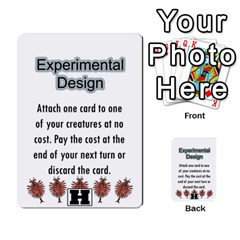 Wartemia2 By Pierre   Multi Purpose Cards (rectangle)   Xzy9tl6butdg   Www Artscow Com Front 7