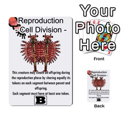 Wartemia2 By Pierre   Multi Purpose Cards (rectangle)   Xzy9tl6butdg   Www Artscow Com Front 29