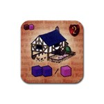 Caylus - Rubber Coaster (Square)
