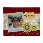 my family - Cosmetic Bag (XL)