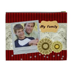 My Family By Joely   Cosmetic Bag (xl)   Ll6xsbpb9r2i   Www Artscow Com Back