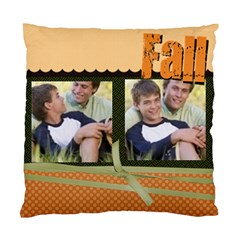 Autumn Is Coming By Joely   Standard Cushion Case (two Sides)   Qkb6d3505ztt   Www Artscow Com Front
