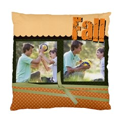 Autumn Is Coming By Joely   Standard Cushion Case (two Sides)   Qkb6d3505ztt   Www Artscow Com Back