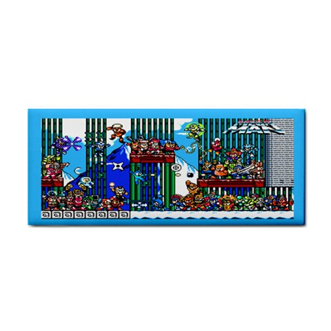 Megaman Towel By Strainer   Hand Towel   2a9p2kv1r6r0   Www Artscow Com Front