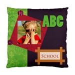abc school - Standard Cushion Case (Two Sides)
