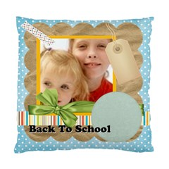 Back To School By Joely   Standard Cushion Case (two Sides)   Tgu2dyj58sef   Www Artscow Com Front
