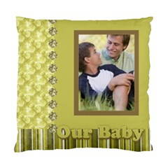 Our Boy By Joely   Standard Cushion Case (two Sides)   3uc7bjttt7cl   Www Artscow Com Front