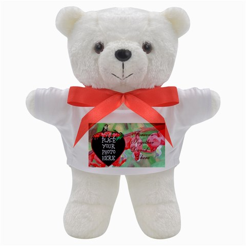 Bleeding Heart Bear By Chere s Creations   Teddy Bear   X4xe7j8jqla4   Www Artscow Com Front