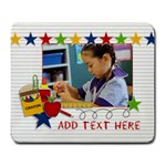 Mousepad - Back to School1 - Large Mousepad