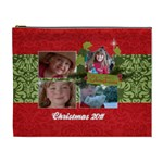 Christmas/Family-Cosmetic Bag (XL)