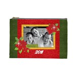 Christmas/Family-Cosmetic Bag (L)  - Cosmetic Bag (Large)
