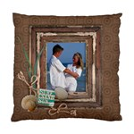 Beach/Travel-Cushion Case (2 sides) - Standard Cushion Case (Two Sides)