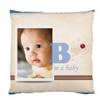 Boy baby - Standard Cushion Case (Two Sides)