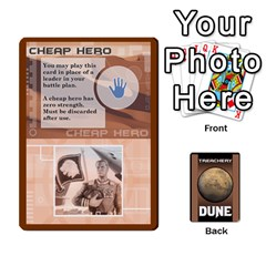Dune Treachery By Matt   Playing Cards 54 Designs   E5sdh435g9ew   Www Artscow Com Front - Spade3
