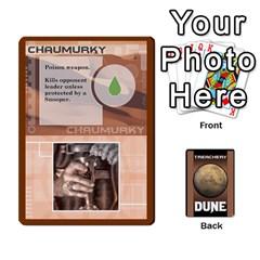 Ace Dune Treachery By Matt   Playing Cards 54 Designs   E5sdh435g9ew   Www Artscow Com Front - SpadeA