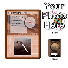 Dune Treachery By Matt   Playing Cards 54 Designs   E5sdh435g9ew   Www Artscow Com Front - Heart8