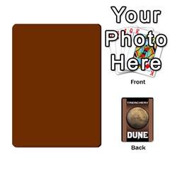 Ace Dune Treachery By Matt   Playing Cards 54 Designs   E5sdh435g9ew   Www Artscow Com Front - ClubA