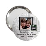 Bridges Mirror - 2.25  Handbag Mirror