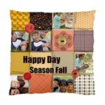 happy season - Standard Cushion Case (One Side)
