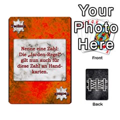 Jarden Uno 2 By Strainer   Playing Cards 54 Designs   8s7vsze59xcm   Www Artscow Com Front - Club10