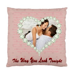 Heart Of Love By Wood Johnson   Standard Cushion Case (two Sides)   Y5jjewflxn6j   Www Artscow Com Front