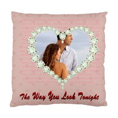 Heart Of Love By Wood Johnson   Standard Cushion Case (two Sides)   Y5jjewflxn6j   Www Artscow Com Back