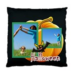 happy halloween - Standard Cushion Case (Two Sides)
