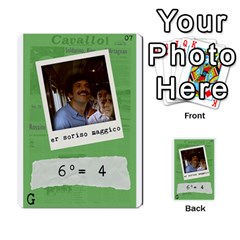 Febbre 1 By Antonio   Multi Purpose Cards (rectangle)   64jvt6zra58h   Www Artscow Com Front 7