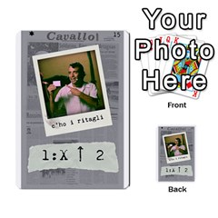 Febbre 1 By Antonio   Multi Purpose Cards (rectangle)   64jvt6zra58h   Www Artscow Com Front 15
