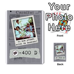 Febbre 1 By Antonio   Multi Purpose Cards (rectangle)   64jvt6zra58h   Www Artscow Com Front 21