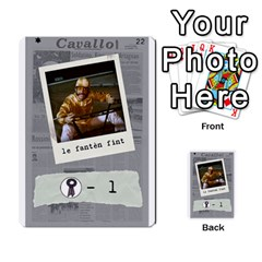 Febbre 1 By Antonio   Multi Purpose Cards (rectangle)   64jvt6zra58h   Www Artscow Com Front 22