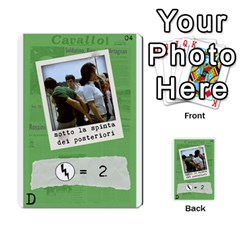 Febbre 1 By Antonio   Multi Purpose Cards (rectangle)   64jvt6zra58h   Www Artscow Com Front 4