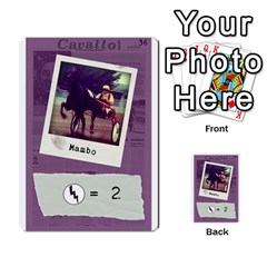 Febbre 1 By Antonio   Multi Purpose Cards (rectangle)   64jvt6zra58h   Www Artscow Com Front 37