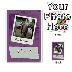 Febbre 1 By Antonio   Multi Purpose Cards (rectangle)   64jvt6zra58h   Www Artscow Com Front 40