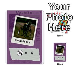 Febbre 1 By Antonio   Multi Purpose Cards (rectangle)   64jvt6zra58h   Www Artscow Com Front 41