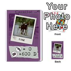 Febbre 1 By Antonio   Multi Purpose Cards (rectangle)   64jvt6zra58h   Www Artscow Com Front 44