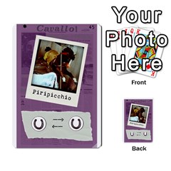Febbre 1 By Antonio   Multi Purpose Cards (rectangle)   64jvt6zra58h   Www Artscow Com Front 46