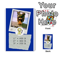 Febbre 1 By Antonio   Multi Purpose Cards (rectangle)   64jvt6zra58h   Www Artscow Com Front 49