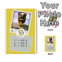 Febbre 1 By Antonio   Multi Purpose Cards (rectangle)   64jvt6zra58h   Www Artscow Com Front 50