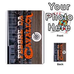 Febbre 2 By Antonio   Multi Purpose Cards (rectangle)   Cq5l64qt1mlv   Www Artscow Com Back 1