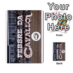 Febbre 2 By Antonio   Multi Purpose Cards (rectangle)   Cq5l64qt1mlv   Www Artscow Com Back 50