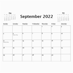 Celebration Calendar 2018 (any Year) By Deborah   Wall Calendar 11  X 8 5  (12 Months)   Nxr6s62ihrri   Www Artscow Com Sep 2018