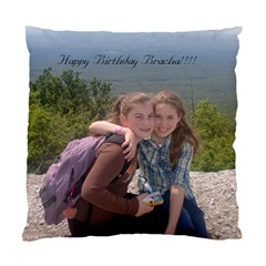 Bracha s Pillow By Batsheva   Standard Cushion Case (two Sides)   5eig0ssvvj7j   Www Artscow Com Front