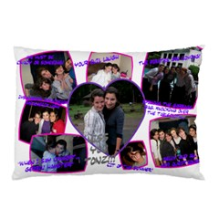 For Jr  By Ettie   Pillow Case (two Sides)   481ryv6flemp   Www Artscow Com Back