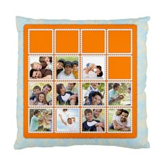 Family Collection By Joely   Standard Cushion Case (two Sides)   B5voqrpesc40   Www Artscow Com Front