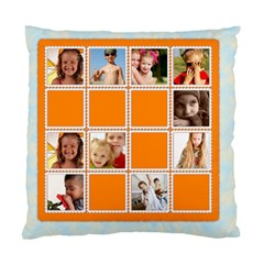 Family Collection By Joely   Standard Cushion Case (two Sides)   B5voqrpesc40   Www Artscow Com Back